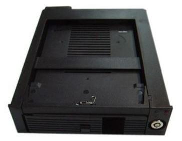 Корпус для жесткого диска AgeStar Сменный бокс для HDD SMRP SATA II пластик черный