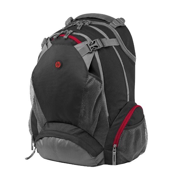 Кейс для ноутбука HP Full Featured Backpack Черный
