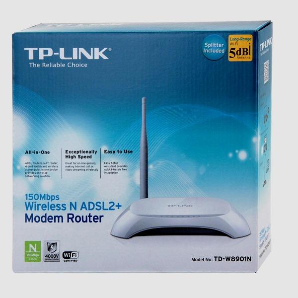 TP-Link TD-W8901N