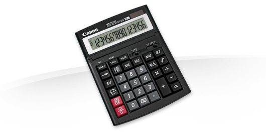 Калькулятор Canon