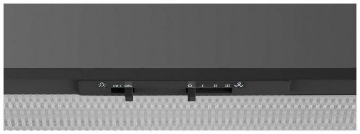 Вытяжка MIDEA E60MEB0V03