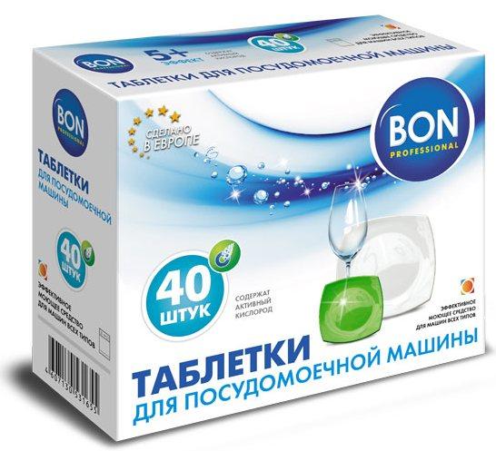 Таблетки для ПММ Bon