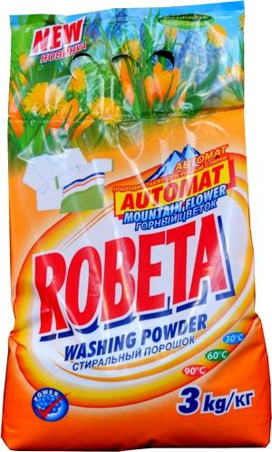 Средства для стирки и от накипи Robeta