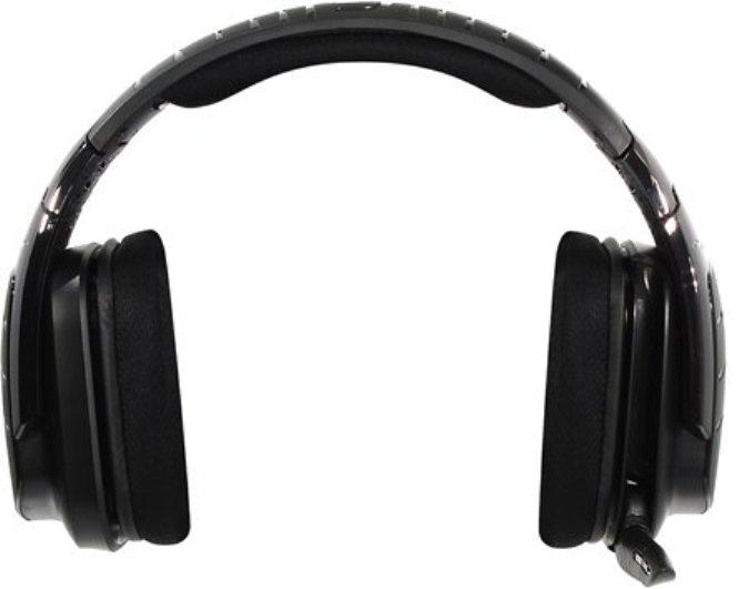 Фото Игровые наушники беспроводные Logitech Headset G933 Wireless Gamig Artemis Scpectrum RGB 7.1 SURROUND (981-000599)