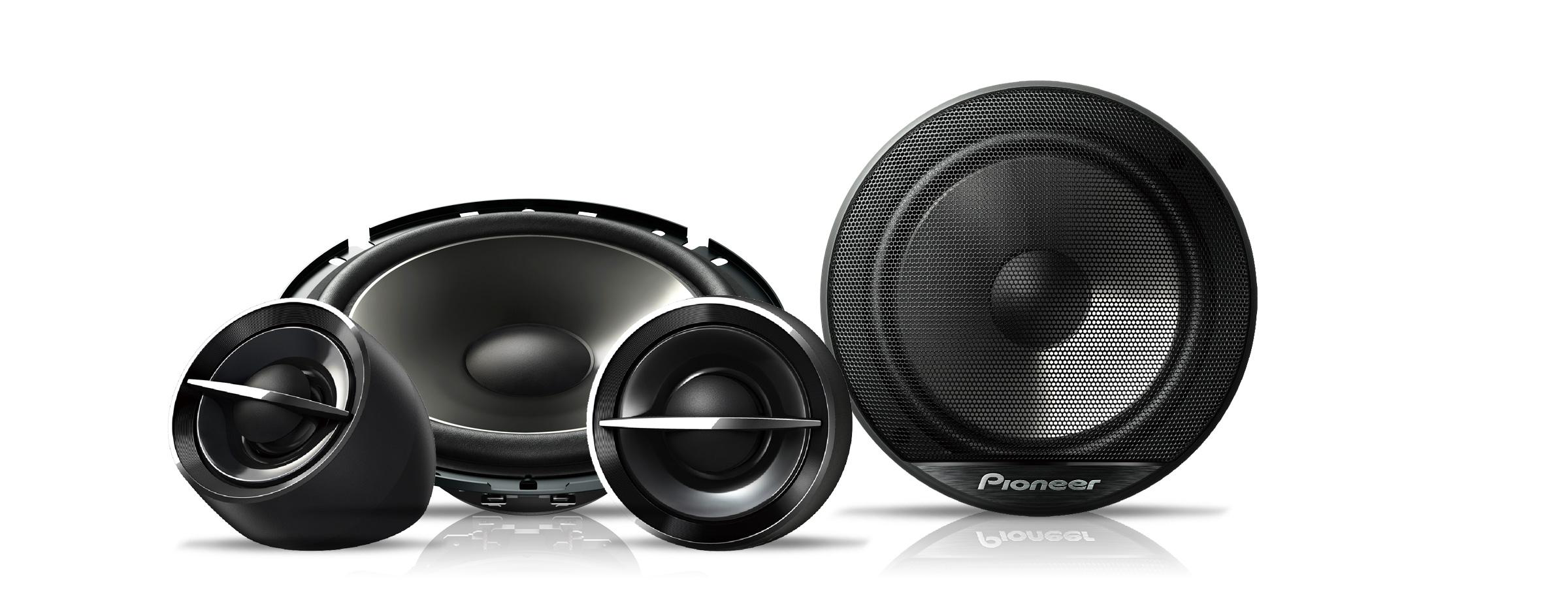 Колонки Pioneer Real Brand Technics 1140.000