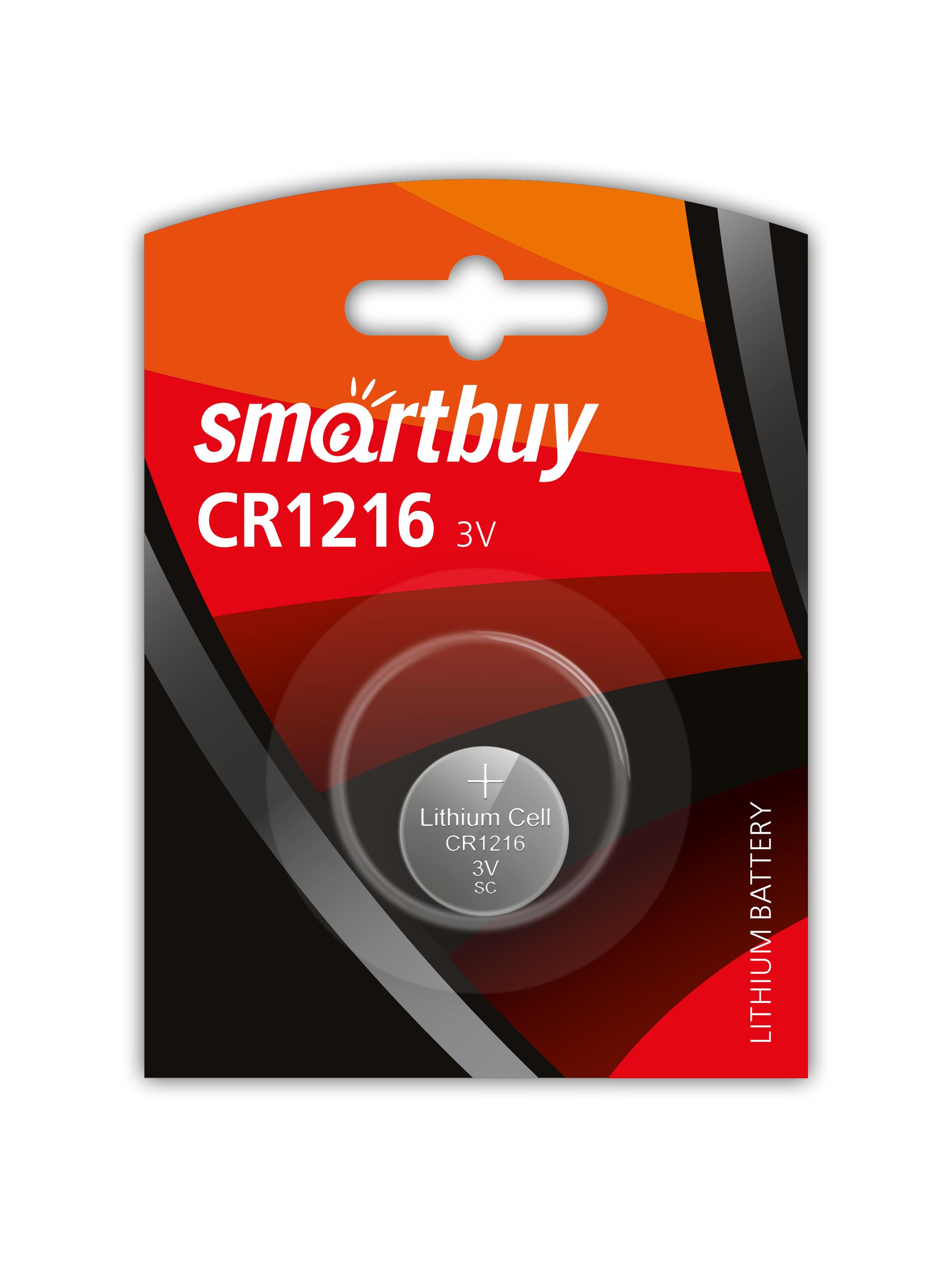 Батарейка Smartbuy
