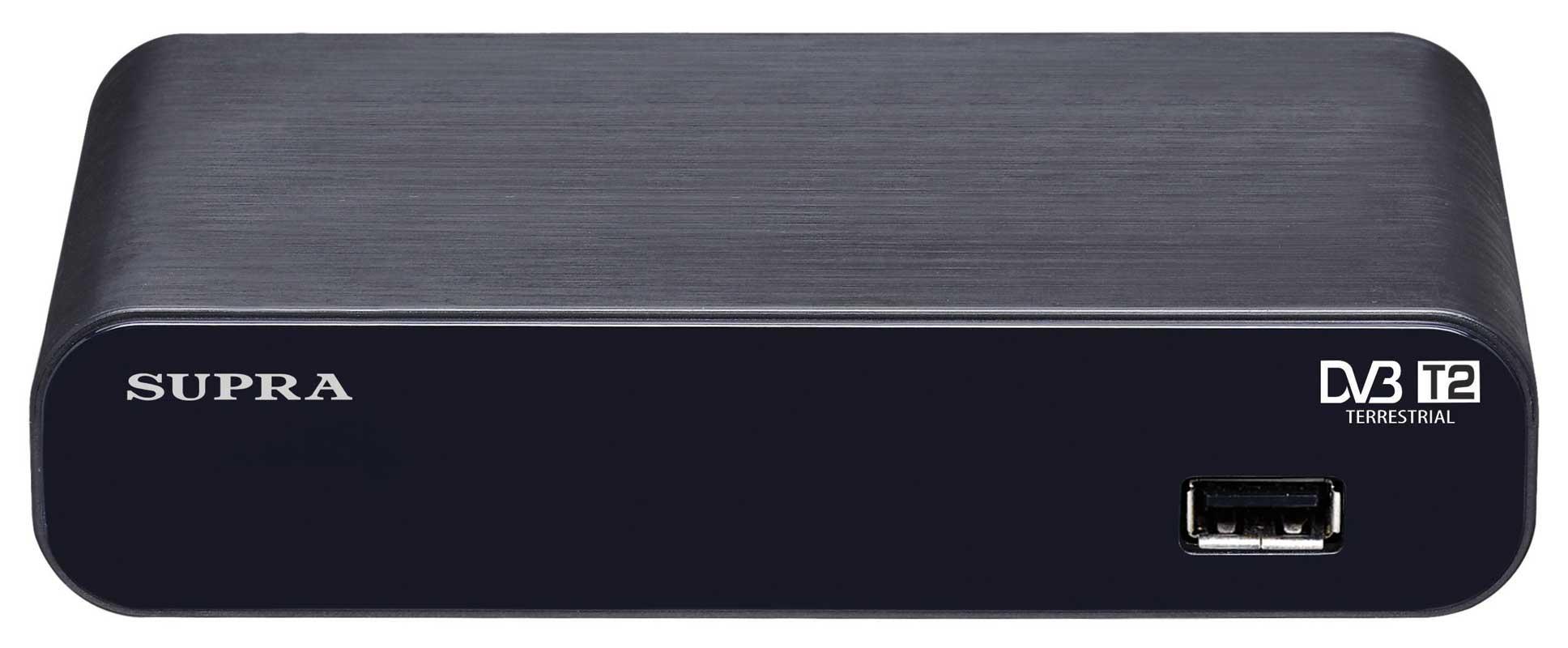 DVB-T2 ресивер Supra