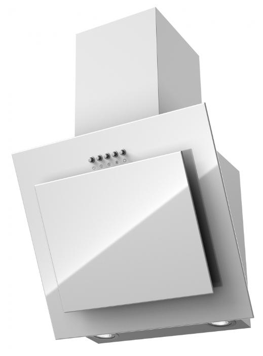 Вытяжка KRONA SELIYA 500 white push button