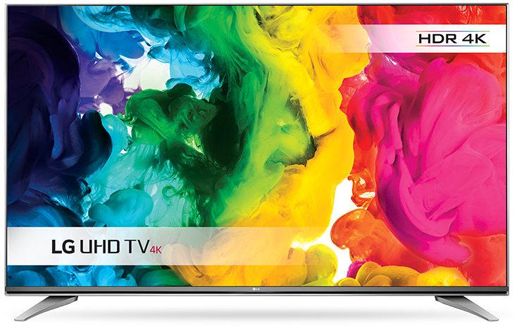 4K (Ultra HD) телевизор Lg