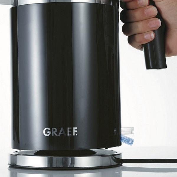 Фото Чайник электрический  GRAEF WK 62 черный