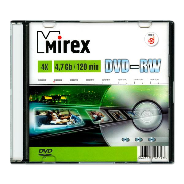 DVD-диск Mirex