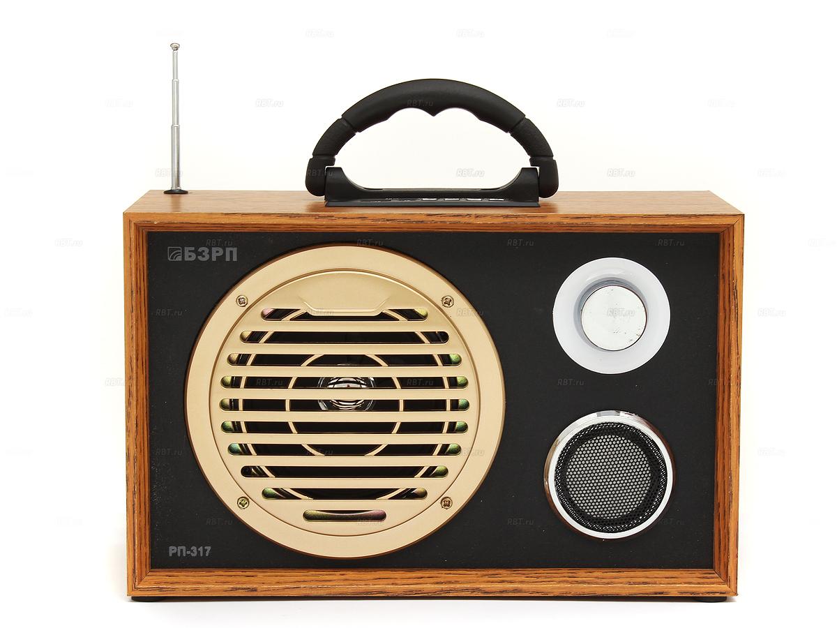 Радиоприемник Бзрп