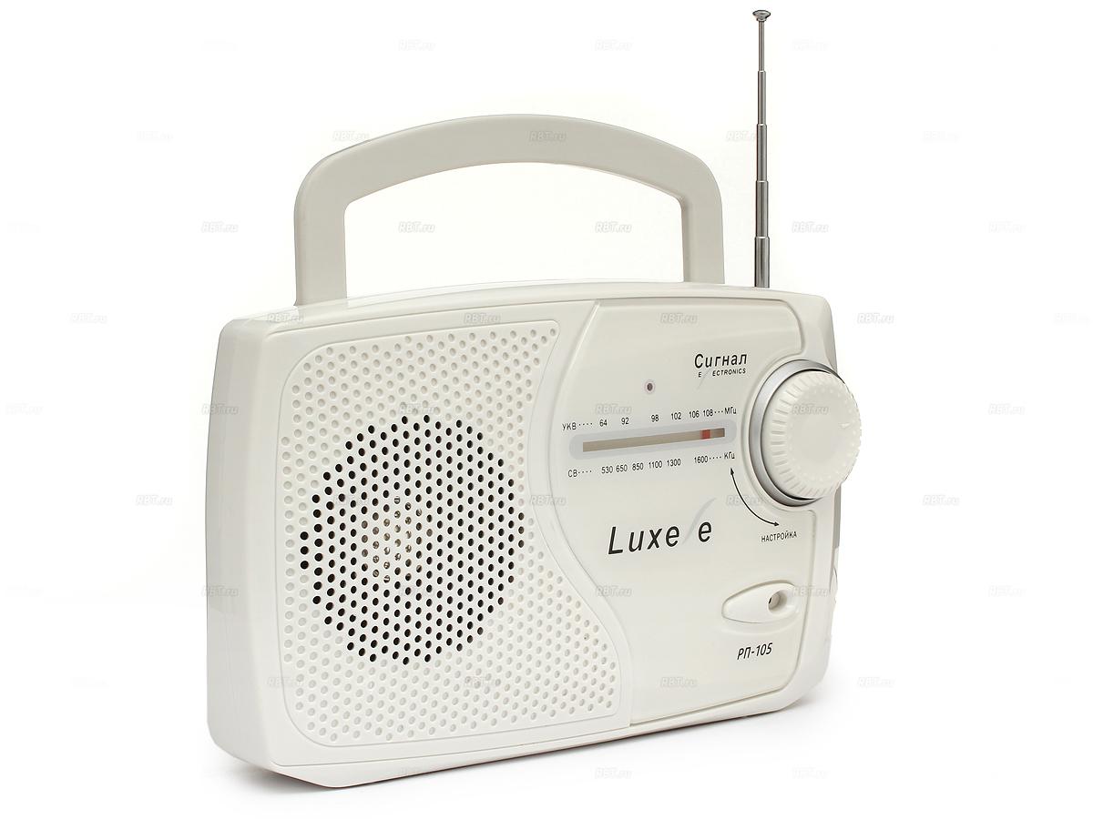 Фото Радиоприемник Luxele РП-105