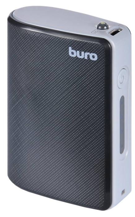 Портативный аккумулятор Buro