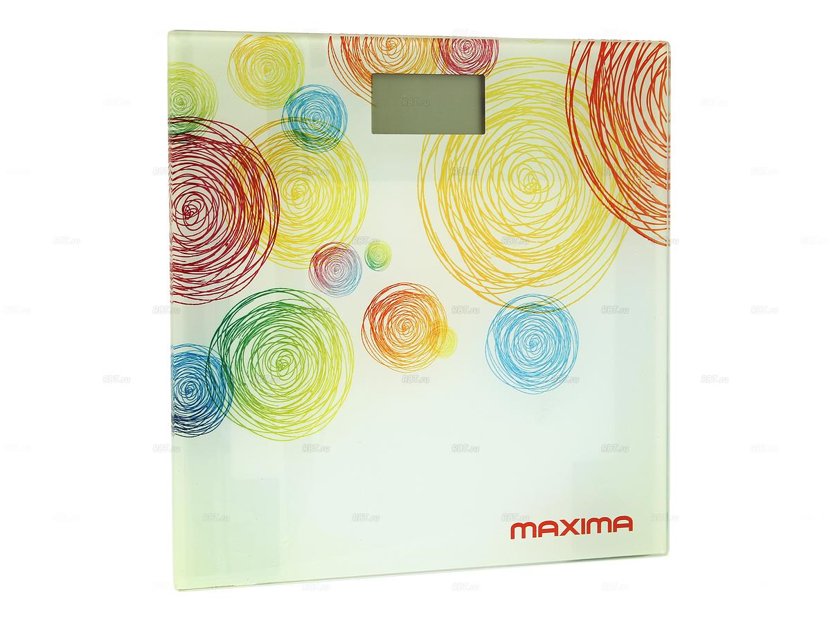 Весы напольные Maxima