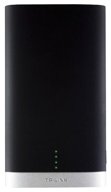 Портативный аккумулятор TP-Link PB50 Li-Pol 10000mAh 2A+1A черный