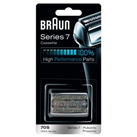 Сеточные бритвы Braun