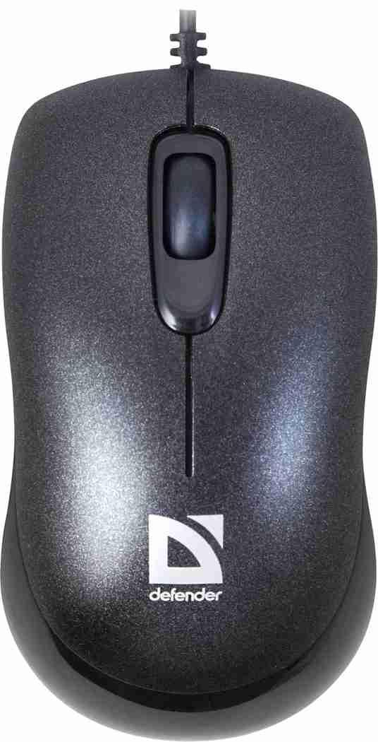 Мышь проводная Defender