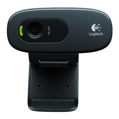 Веб-камера Logitech C270 (960-001063)