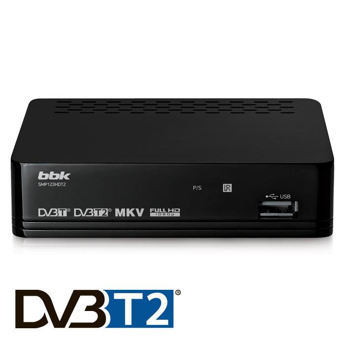 DVB-T2 ресивер Bbk