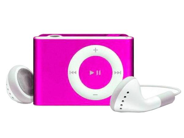 МР3 плеер BQ-P001 Do Pink