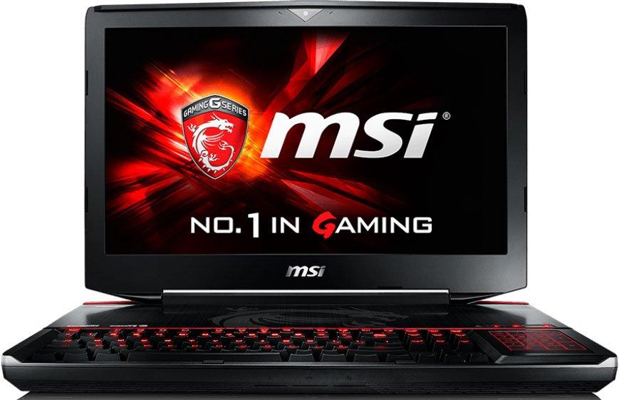 Ноутбук MSI GT80S 6QE(Titan SLI)-294RU /9S7-181412-294/
