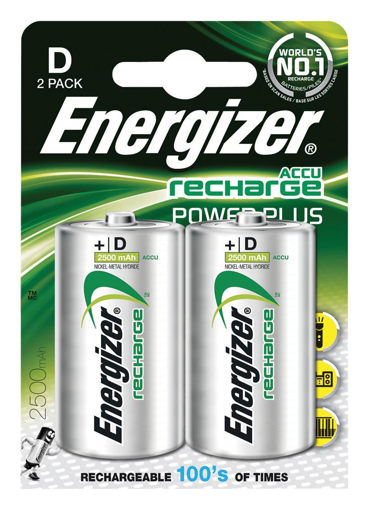 Аккумулятор Energizer