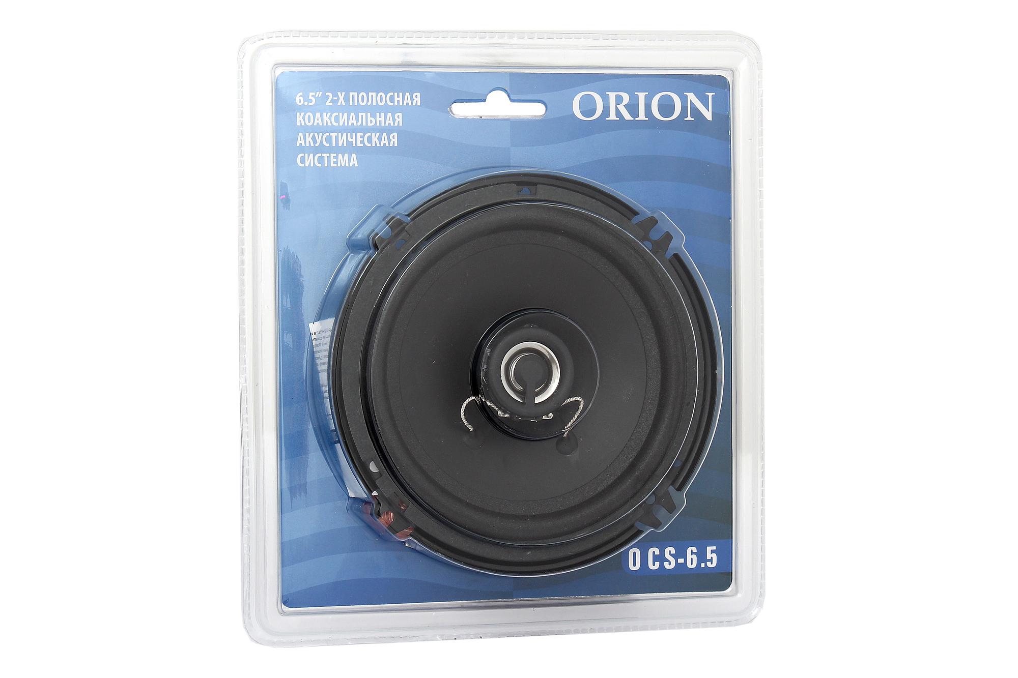 Колонки ORION OCS-6.5