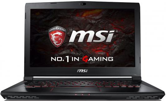 Ноутбук MSI GS43VR 6RE(Phantom Pro)-020RU /9S7-14A312-020/