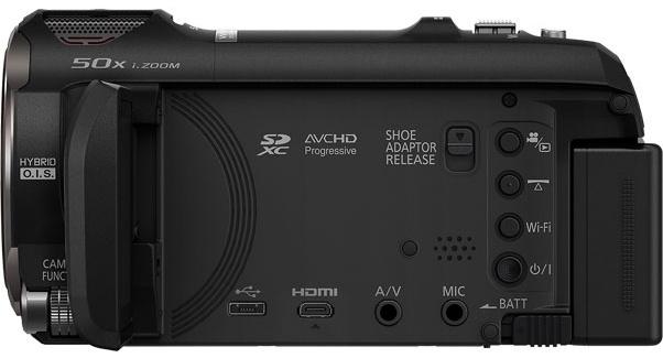 PANASONIC HC-V760EE-K