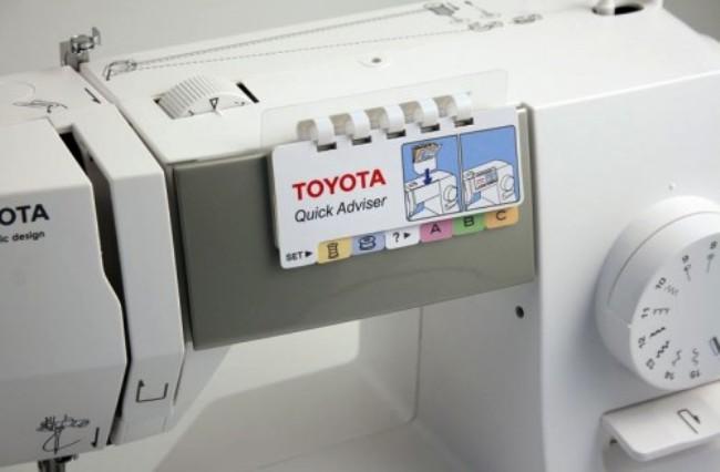 Фото Швейная машина TOYOTA ERGO 15D