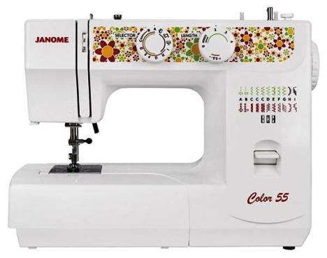 Швейная машина Janome