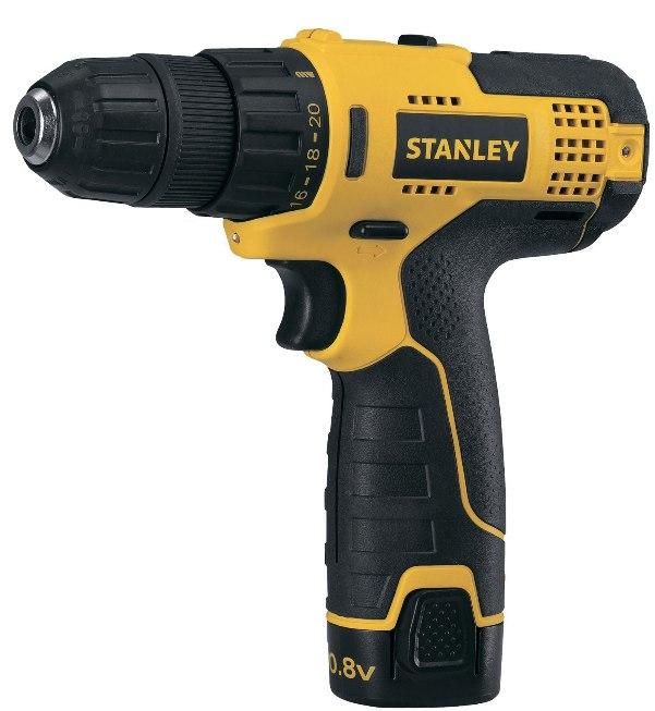 Дрель Stanley