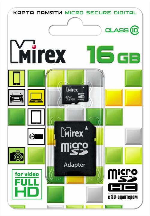 Карта памяти Mirex