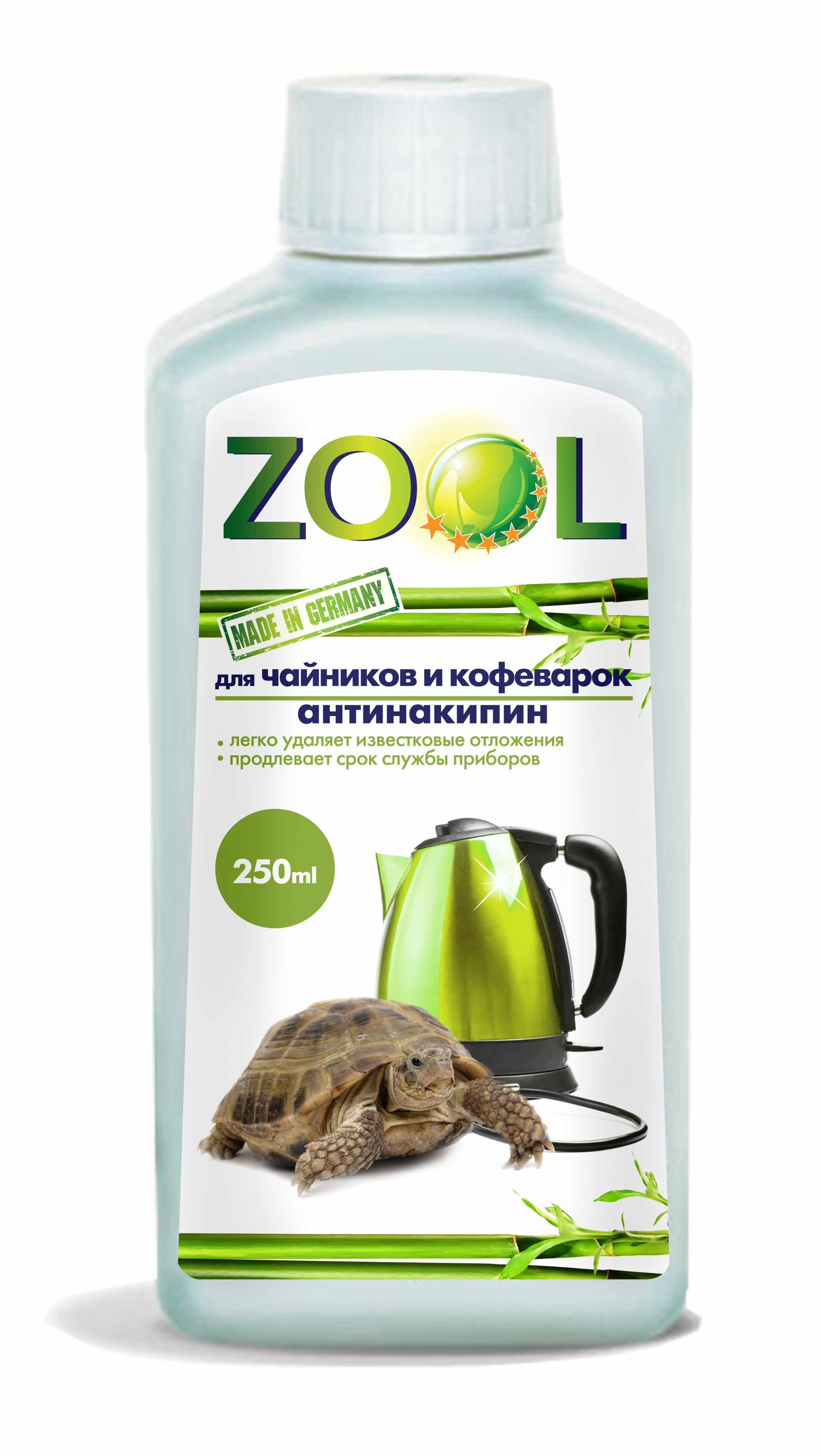 Моющие средства для чайников Zool Real Brand Technics 142.000