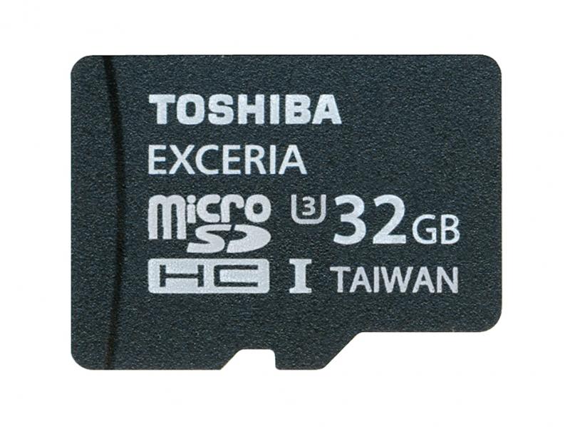 Карта памяти Toshiba