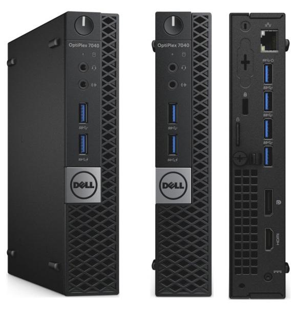 Фото Системный блок Dell Optiplex 7040 Micro /7040-0132/