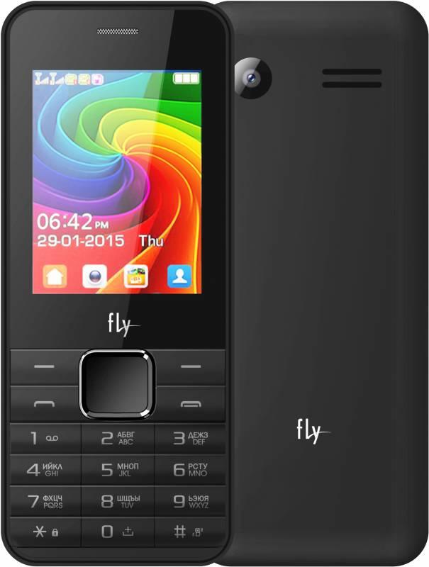 Сотовый телефон Fly FF246 Black