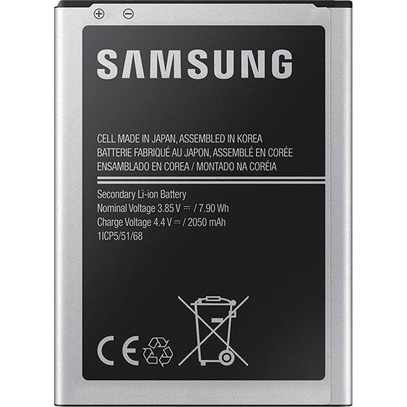 Фото Аккумулятор Samsung для Galaxy J1 2016 (SM-J120) (EB-BJ120CBEGRU) 2050mAh