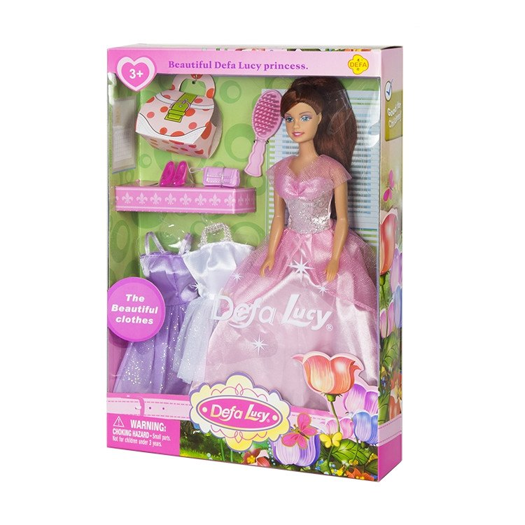Кукла DEFA LUCY 8071 Прекрасная незнакомка