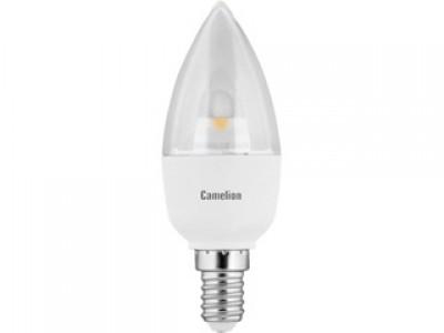 Лампочки LED Camelion LED5.5-C35-CL/830/E14 (Эл.лампа светодиодная 5.5Вт 220В)