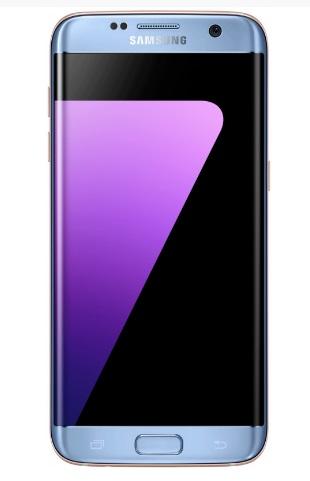 Смартфон Samsung Galaxy S7 edge SM-G935FD 32 Гб дымчат. сапфир