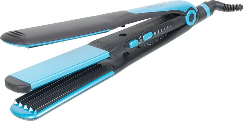 Щипцы для выпрямления волос SINBO SHD 7048 черн/синий