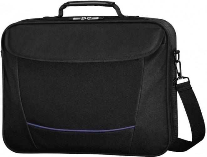 "Кейс для ноутбука Hama Seattle Life для ноутбука 17.3"" черный полиэстер (00101293)"