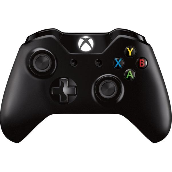 Аксессуар для XBOX One Microsoft Xbox One Wireless Controller (7MN-00002) черный