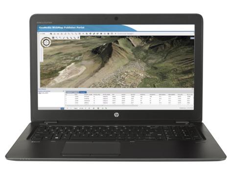 Ноутбук HP ZBook 15U G3 /Y6J55EA/