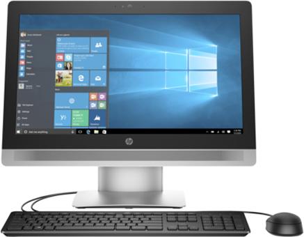 Моноблок HP ProOne 600G2 AiO NT /X3J65EA/