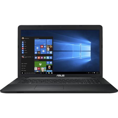 Ноутбук ASUS X751SV-TY008T /90NB0BR1-M00140/ intel N3700/4Gb/500Gb/DVDRW/GF 920M 1Gb/17.3HD+/WiFi/Win10