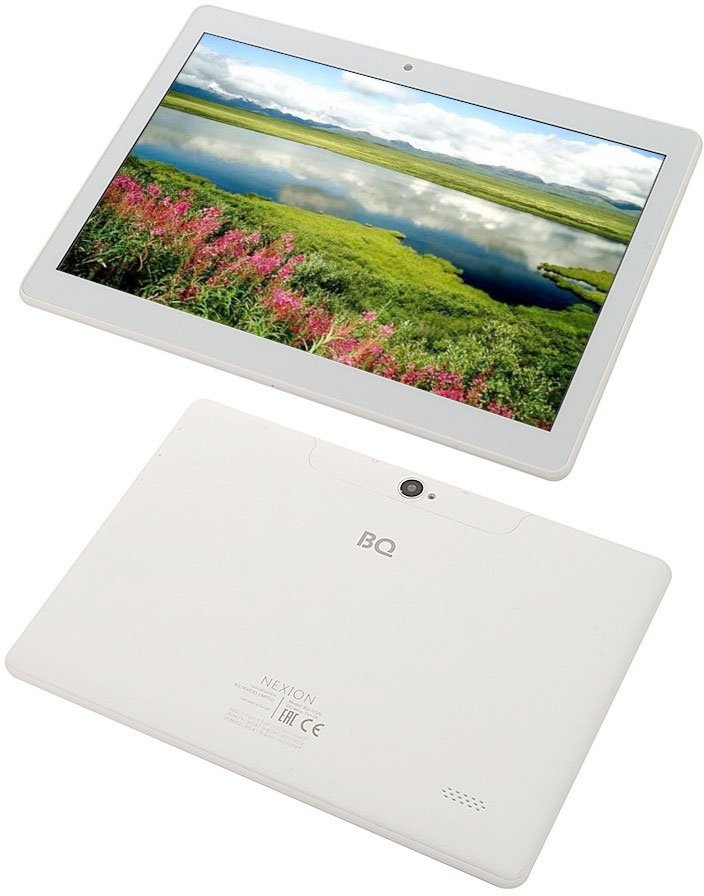 Планшет BQ 1054L Nexion 4G (10.1) IPS/8Gb/4G/White