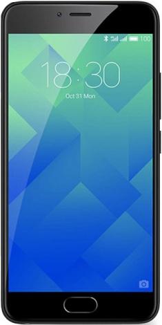 Смартфон Meizu M5 (M611H) 32Gb Black